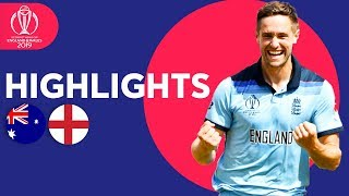 Download Woakes & Roy Send England To Final! | Australia vs England - Highlights | ICC Cricket World Cup 2019 Video