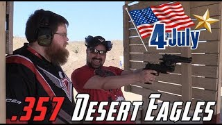 Download AJ Celebrates July 4th, 2018! [.357 Desert Eagles!] Video