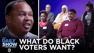 Download Who Will Win the Black Vote in 2020? | The Daily Show Video
