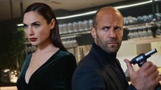 Download Gal Gadot & Jason Statham @ wix | official Big Game spot (2017) Superbowl Video