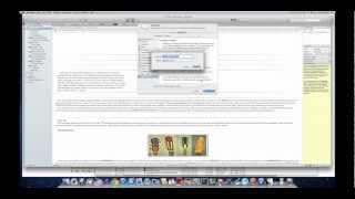 Download How to install Kindlegen on Scrivener Video