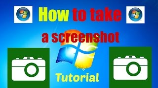 Download CLICK ON AD FOR EXTRA 3 POINTS! How to take a Screenshot in Windows *2016* |Quick and Easy| Video