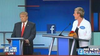 Download Ellen at the Republican Debate Video