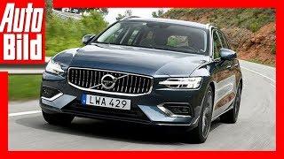 Download Volvo V60 (2018) Erste Fahrt/Details/Review Video