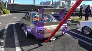 Download When the Bosozoku Crew Crashes a Supercar Meet Video