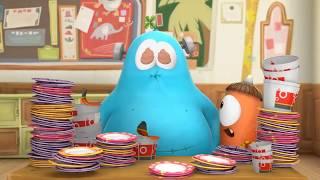 Download Spookiz | НЕ МОЖЕТ ПЕРЕСТАТЬ ЕСТЬ | Мультфильм для детей | WildBrain Video