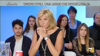 Download L'aria che tira - Unioni Civili, una legge che divide l'Italia (Puntata 03/02/2016) Video