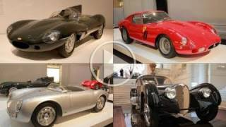 Download The Art of the Automobile - Masterpieces from the Ralph Lauren Collection Video