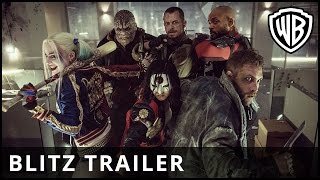 Download Suicide Squad – Blitz Trailer - Official Warner Bros. UK Video