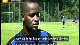 Download TV4 about the Sierra Leonean boom in Swedish football Video