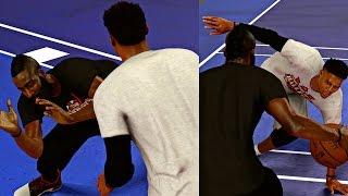 Download WHO BETTER RUSSELL WESTBROOK OR JAMES HARDEN?!? NBA 2K17 1V1 CHALLENGE! Video