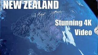 Download New Zealand : Earth from Space - Real Time Time Lapse Reconstruction Video