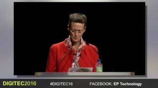 Download DIGITEC 2016 opening: Gertrud Ingestad, Director-General of DG Informatics Video