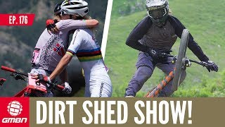 Download Is Age A Barrier In Mountain Biking? | Dirt Shed Show Ep. 176 Video