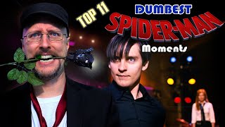 Download Top 11 Dumbest Spider-Man Moments - Nostalgia Critic Video