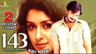 Download 143 (I Miss You)Telugu Full Movie | Sairam Shankar, Sameeksha | Sri Balaji Video Video