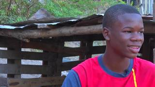 Download 13 YEAR OLD FARMER AKEEM BROWN Video