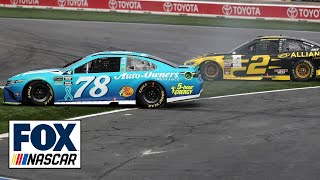 Download Radioactive: Charlotte ROVAL - ″Aww hell, he hit you there. (Expletive) idiot!″ | NASCAR RACE HUB Video