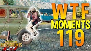 Download PUBG WTF Funny Moments Highlights Ep 119 (playerunknown's battlegrounds Plays) Video