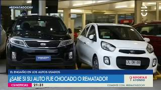 Download Autofact en Reportaje CHV - El engaño de los autos usados Video