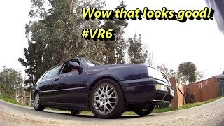 Download Overhauled VR6 Test Drive Video