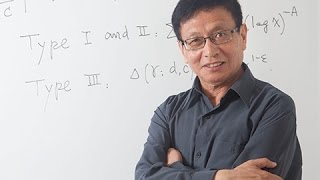Download Mathematician Yitang Zhang, 2014 MacArthur Fellow Video