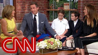 Download Chris Cuomo's emotional goodbye to 'New Day' Video