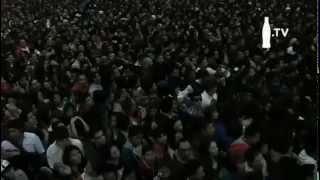 Download Los Autenticos Decadentes - Corazon / Diosa en el Vive Latino 2013 Video