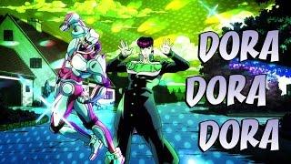 Download Jojo's Bizarre Adventure: Dora/Dorarara Compilation Video