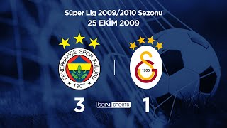 Download Fenerbahçe 3 - 1 Galatasaray Maç Özeti 25 Ekim 2009 Video