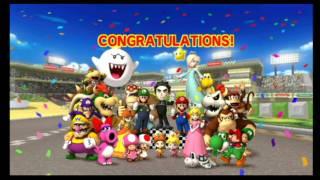 Download Mario Kart Wii Ending & Credits P17 Video