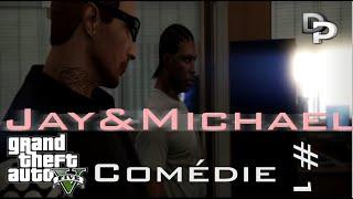 Download GTA 5: Jay&Michael #1(avec Ganginou!) - Comédie - machinima (Dreaming pictures Prod) Video