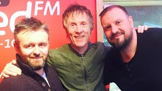 Download Hector Ó hEochagáin on The KC Show | Cork's Red FM 104-106 FM Video