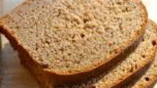 Download Paleo Bread - Sandwich Bread Recipe Video