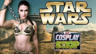 Download Princess Leia - Star Wars - DIY COSPLAY SHOP Video