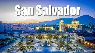 Download San Salvador City Tour, El Salvador Video