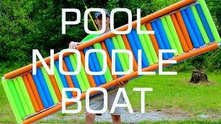 Download Pool Noodle Boat Video