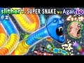 Download SLITHER.io #2: vs. AGAR.io #4 vs. SUPER SNAKE.io #1 (FGTEEV Duddy Plays & Ranks All 3!! Favorite??) Video