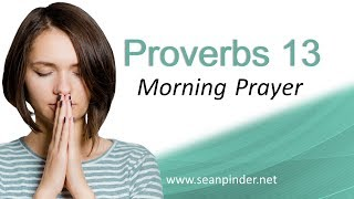 Download MAJOR KEY TO ACTIVATING GOD'S FAVOR - PROVERBS 13 - MORNING PRAYER Video