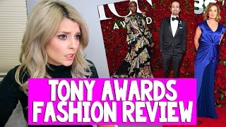 Download TONY AWARDS FASHION REVIEW // Grace Helbig Video