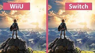 Download Zelda Breath of the Wild – Wii U vs. Switch Graphics Comparison Nintendo Video