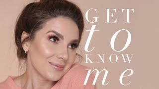 Download GET TO KNOW ME | ALI ANDREEA Video