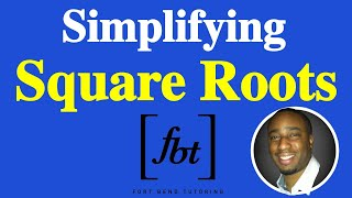 Download Simplifying Square Roots [fbt] Video