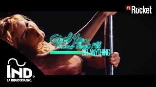 Download 26. Nicky Jam Ft. Kid Ink - With You Tonight Remix | Video Lyric Video