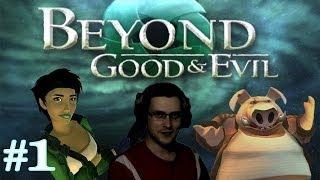 Download Beyond Good and Evil Прохождение ► Начинаем! ► #1 Video