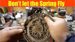 Download DIY Recoil Cord Replacement Honda Eu2000i Video