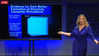 Download Katherine Freese Public Lecture: The Dark Side of the Universe Video