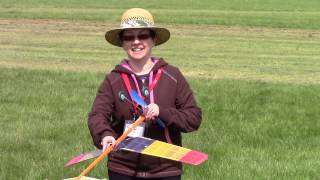 Download OLD WARDEN MODEL FLYING MAY 14 Video