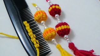 Download Hand Embroidery: Hack to Make Tassels Video