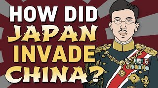 Download How did Japan Invade China in WWII? | Animated History Video